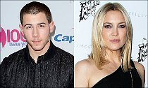 Nick Jonas and Kate Hudson Pack on the PDA in Recent Outing