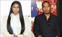 Nicki Minaj on Nas Dating Rumors: We've Had Sleepovers