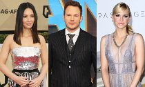 Olivia Munn Texts Anna Faris to Shut Down Chris Pratt Dating