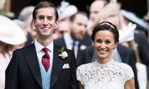 Pics of Pippa Middleton and James Matthews' Tropical Honeymoon Surface