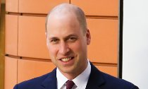 Prince William Debuts Newly Shaved Head