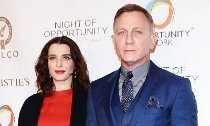 Rachel Weisz and Daniel Craig Expecting a Baby