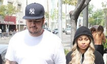 Rob Kardashian Are Blac Chyna Are Still Together in Snapchat Videos