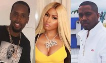Safaree Samuels Claims Nicki Minaj Cheated on Him With Nas