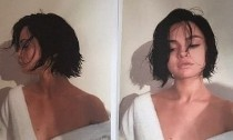 Selena Gomez Chops Off Her Hair