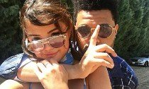 Selena Gomez and The Weeknd Fighting Non-Stop