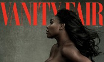 Pregnant Serena Williams Poses Naked for Vanity Fair