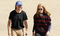 Shia LaBeouf and Mia Goth Are on the Verge of Divorce