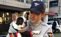 Siwon Once Bitten by His Own Dog Bugsy During Military Service