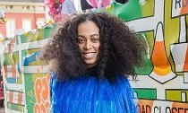 Solange Loses Wedding Ring During Parade