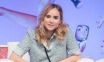 Suki Waterhouse Flashes Nipples in See-Through Dress During Photo Shoot