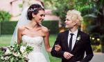 Avril Lavigne's Ex Deryck Whibley Weds Girlfriend