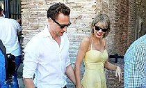 Taylor Swift and Tom Hiddleston Continue Romantic Vacation in Italy