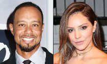Tiger Woods and Katharine McPhee's Nude Photos Leak