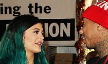 Tyga Didn't Move Out of Kylie Jenner's House