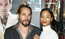 Zoe Saldana Gives Birth to Baby No. 3 With Marco Perego