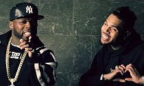 50 Cent & Chris Brown Hit the Strip Club in 'No Romeo No Juliet' Video