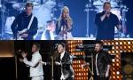 Christina Aguilera and Nick Jonas Perform at ACM Awards