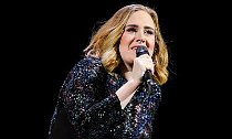 Adele Curses Onstage After Flubbing Her Song at Concert