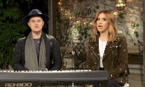 Ashley Tisdale & Lucas Grabeel Reunite to Sing 'High School Musical' Song