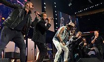 BSB Joins Florida Georgia Line at iHeartRadio Music Festival