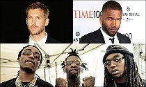 Calvin Harris Reveals Details of New Song Feat. Frank Ocean and Migos