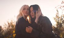 Christina Aguilera & Demi Lovato Liberate Themselves in 'Fall in Line' Clip