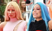 Iggy Azalea Claps Back After Halsey Called Her 'Moron'