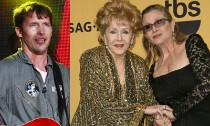 James Blunt Sings Touching Song for Carrie Fisher and Debbie Reynolds