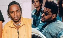 Kendrick Lamar and The Weeknd Tease Duet for 'Black Panther' Soundtrack