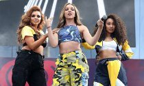 Little Mix Performs Without Perrie Edward After She Was Rushed to Hospital
