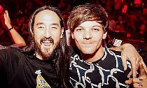 Snippet of Louis Tomlinson's Debut Solo Song 'Just Hold On' Ft. Steve Aoki