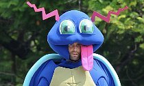 Adam Levine Dresses Up as Monster for Maroon 5 Music Video Shoot