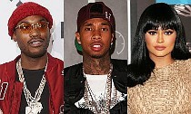 Meek Mill Plans a Tyga Diss Track to Get Kylie's Attention
