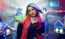 Meghan Trainor hits the dance floor in 'Let You Be Right' music video.