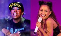 Missy Elliott is featured on Ariana Grande's 'Sweetener'.