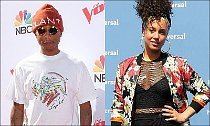 Pharrell Joins Forces With Alicia Keys on New Song 'Apple'