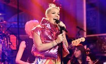 Pink's Powerful Performances on 'Saturday Night Live'