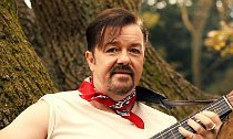 Ricky Gervais Is Back as David Brent in 'Lady Gypsy' Music Video