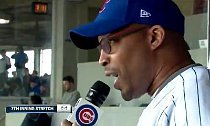Warren G Booed for Horrible 'Take Me Out to the Ballgame' Performance