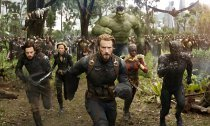 'Avengers: Infinity War' First On-Set Photo Unearthed