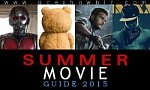 Selected Movies to Watch in Summer 2015