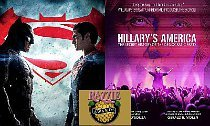 'Batman v Superman' Is Biggest Loser at Razzie Awards