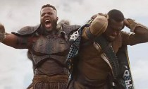 'Black Panther' wins big at Golden Trailer Awards.