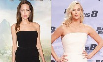 Angelina Jolie and Charlize Theron Feuding Over 'Bride of Frankenstein' Role