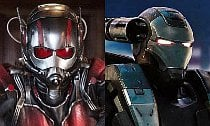 Ant-Man's & War Machine's Upgraded Costumes