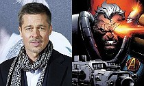 Possible Concept Art of 'Deadpool 2' Features Brad Pitt as Cable