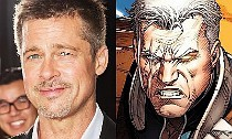 Brad Pitt Out of Contention for Cable Role in 'Deadpool 2'