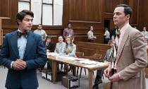 Jim Parsons Arguing With Zac Efron in New Pic of Ted Bundy Biopic