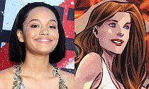 'The Flash' Adds Kiersey Clemons as Barry's Love Interest